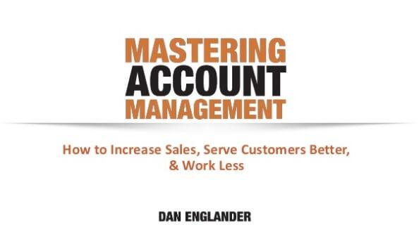 15 советов из самой рейтинговой книги на Amazon в категории Account Management [интерпретация Kraftblick]