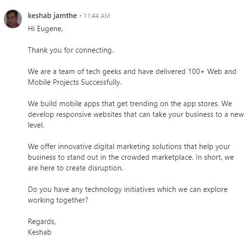 Почему лидогенерация в LinkedIn работает так плохо?
