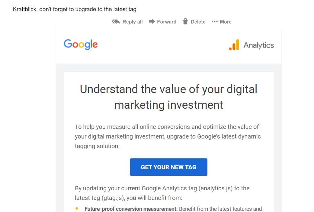 Переходить ли на новый тэг от Google — gtag.js? Разбираемся кому стоит и как это сделать